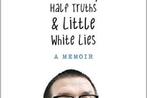 BOOK REVIEW: Truths, Half Truths & Little White Lies by Nick Frost