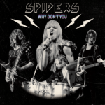 CD REVIEW: SPIDERS – Why Don't You [EP]