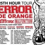LIVE: TERROR – November 30, 2015 (Pittsburgh, PA)