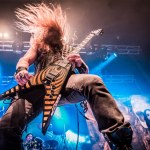LIVE: ZAKK WYLDE'S BLACK LABEL SOCIETY, Perth, 25 Nov, 2015