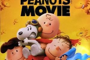 MOVIE REVIEW: THE PEANUTS MOVIE