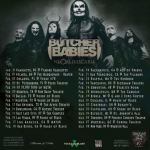 LIVE: CRADLE OF FILTH wsg Butcher Babies – March 4, 2016 (Detroit, MI)