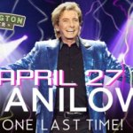 LIVE: BARRY MANILOW wsg Dave Koz – April 27, 2016 (Toledo, OH)