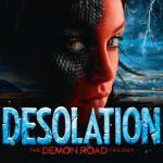 BOOK REVIEW: Desolation by Derek Landy