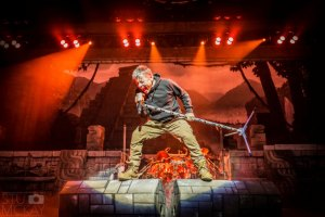 LIVE: IRON MAIDEN with The Raven Age – Perth, 14 May, 2016