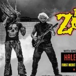 LIVE: ROB ZOMBIE wsg Halestorm – May 19, 2016 (Saginaw, MI)