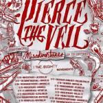 LIVE: PIERCE THE VEIL wsgs I The Mighty & Movements – June 11, 2016 (Detroit, MI)