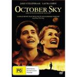 DVD REVIEW: OCTOBER SKY