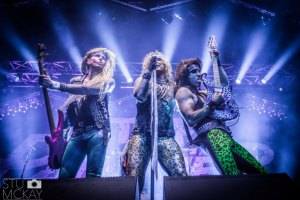 LIVE: STEEL PANTHER with BLACK STONE CHERRY – Perth, 23 June, 2016