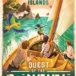 NEW RELEASE BOOK – MEDIA UPDATE – CHILDREN'S FICTION: Escape to the Moon Islands by Mardi McConnochie