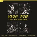 NEWS: IGGY POP – Post Pop Depression: Live At The Royal Albert Hall – October 28, 2016