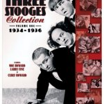 DVD REVIEW: THE THREE STOOGES COLLECTION Vols 1-3