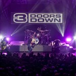 LIVE: 3 DOORS DOWN wsg Pop Evil – October 5, 2016 (Detroit, MI)