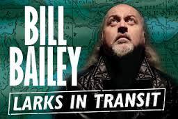 LIVE: BILL BAILEY – Larks In Transit – Perth