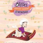 BOOK REVIEW: Billie's Great Desert Adventure by Sally Rippin, illustrated by Alisa Coburn