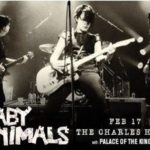 LIVE: Baby Animals with Legs Electric & Palace Of The King – Perth, 17 Feb, 2017