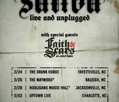 LIVE: SALIVA – March 5, 2017 (Knoxville, TN)