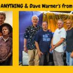 LIVE: DAVE WARNER & MENTAL AS ANYTHING – Fremantle, 18 March, 2017