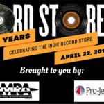 RECORD STORE DAY CELEBRATES 10 YEARS ON Saturday, 22 April 2017