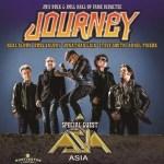 LIVE: JOURNEY wsg ASIA – June 25, 2017