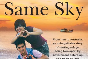 BOOK REVIEW: Under the Same Sky by Mojgan Shamsalipoor & Milad Jafari with James Knight
