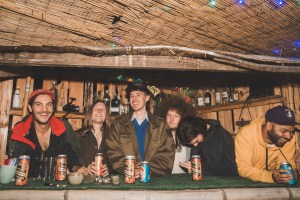 Buy a local brew to help a local band