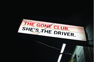CD REVIEW: SHE'S THE DRIVER – The Gone Club