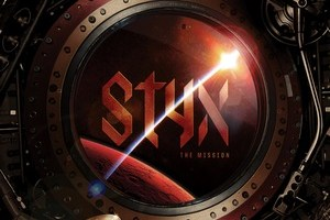 "STYX 'THE MISSION LANDS AT #6 ON BILLBOARD'S ""TOP ROCK ALBUMS"" CHART"