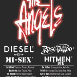 THE ANGELS ANNOUNCE THE BROTHERS, ANGELS & DEMONS TOUR