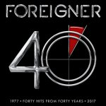 CD REVIEW: FOREIGNER – 40