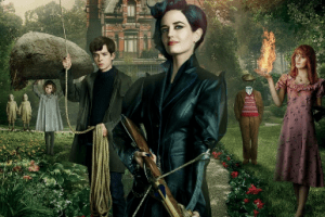 BOOK REVIEW: Miss Peregrine's Home for Peculiar Children (Film Tie-in) by Ransom Riggs