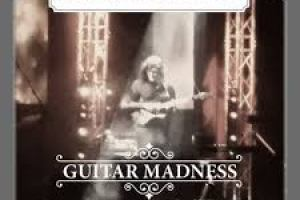 CD REVIEW: ROGER PEDERSEN – Guitar Madness and Other Nice Songs