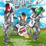 SHONEN KNIFE – READY! SET!! GO!!! Adventure Australia tour 2017