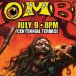 LIVE: ROB ZOMBIE– July 9, 2017
