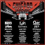 LIVE: CHICAGO OPEN AIR 2017 – July 14-16, 2017