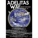 LIVE: ADELITAS WAY– July 24, 2017