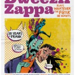 Dweezil Zappa Celebrates 50 Years of Frank Australia & New Zealand 2018