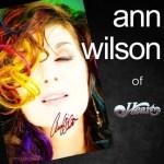 LIVE: ANN WILSON of HEART– August 10, 2017