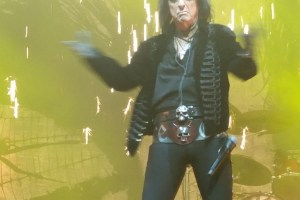LIVE: ALICE COOPER with ACE FREHLEY – Perth, 17 Oct 2017