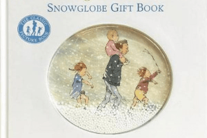 BOOK REVIEW: We're Going on a Bear Hunt: Snowglobe Gift Book by Michael Rosen, illustrated by Helen Oxenbury