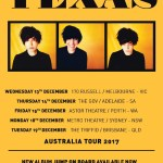 LIVE: TEXAS – Perth, 15 Dec 2017