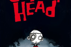 BOOK REVIEW: Stitch Head by Guy Bass