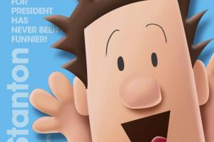 BOOK REVIEW: Funny Kid For President by Matt Stanton
