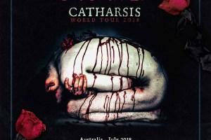 MACHINE HEAD Announce Catharsis 2018 Australian Tour