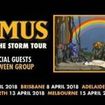 PRIMUS TOURING AUSTRALIA WITH THE DEEN WEEN GROUP
