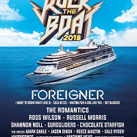 ROCK THE BOAT 2018 TO FEATURE FOREIGNER, THE ROMANTICS AND MORE!