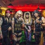 STEEL PANTHER GET BACK TO THEIR SUNSET STRIP ROOTS, WITH CLASSIC METAL COVERS FOR AUSTRALIAN TOUR