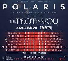 LIVE: Polaris – Perth, 12 April, 2018