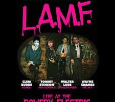 DVD REVIEW: L.A.M.F. Live at the Bowery Electric
