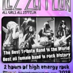 LEZ ZEPPELIN ANNOUNCE THEIR FIRST AUSTRALIAN TOUR – ALL GIRL – ALL ZEPPELIN
